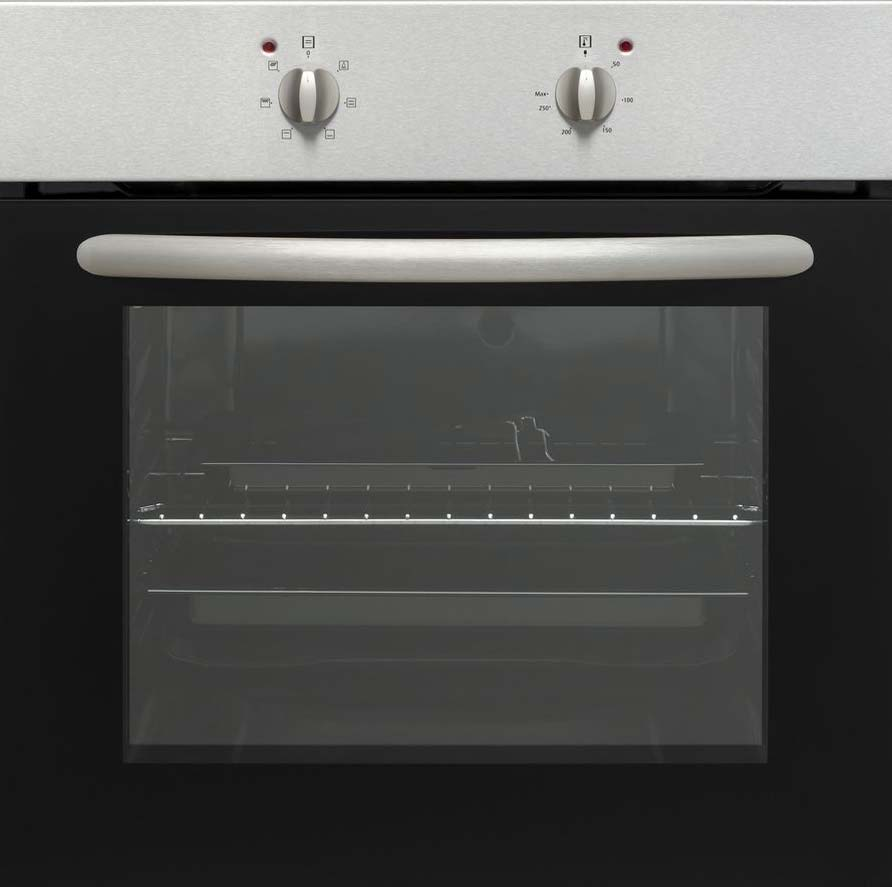 ESSENTIALS-ESS60SS oven